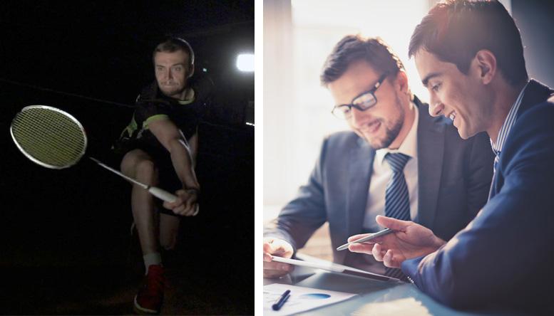 IT-företaget ger dig tid för idrott – på arbetstid